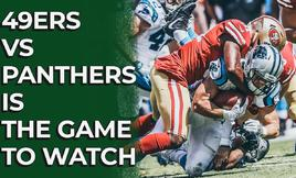 49ers vs Panthers Stacking the Box 268x162