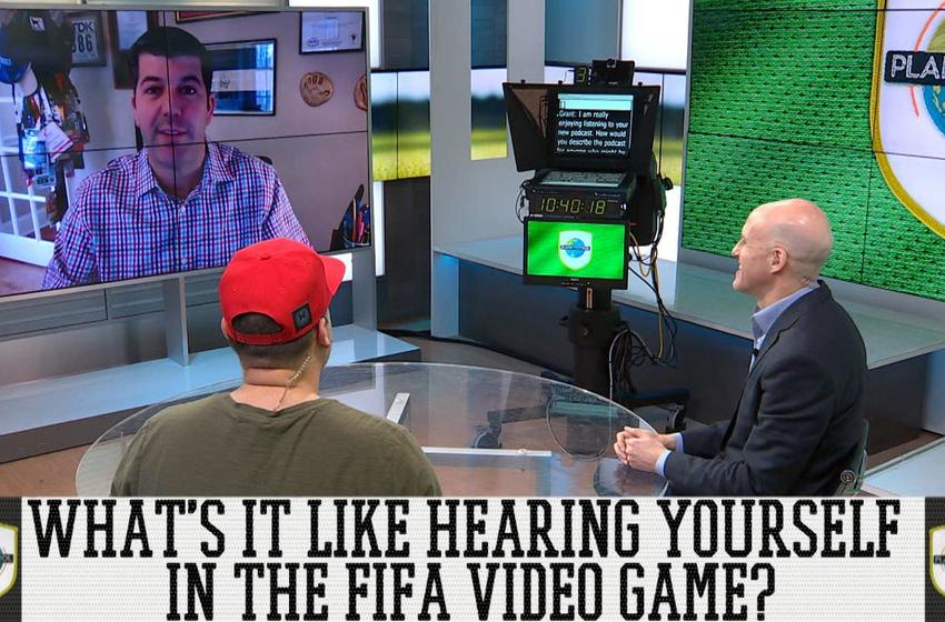 7aa4cf9ff Planet Futbol TV Episode 14: The Voice of FIFA 18 Fernando Palomo and MLS  with Paul Tenorio (Video) - Sports Illustrated